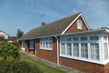 Bungalow to rent in Marlowe Close, Whitstable