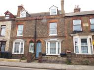 4 bedroom Terraced house in Canterbury Road...