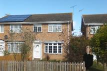 semi detached property in Kingfisher Court...