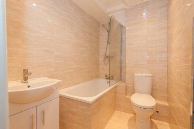 high st- bathroom