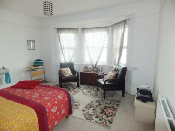 St Georges Terrace - Bedroom 2