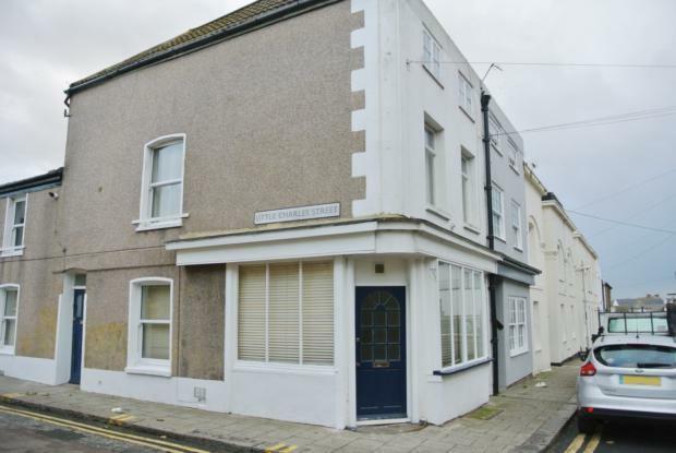 Charles Street - external 1