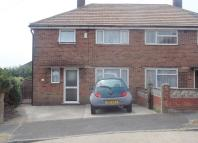 semi detached house in Northdown Close...