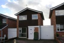 Link Detached House to rent in Hill Close, Pershore...
