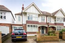 5 bed semi detached home in Park Drive, East Sheen...