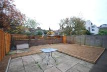 4 bed Terraced house in Lockesfield Place...