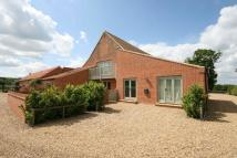 Briningham Barn Conversion to rent
