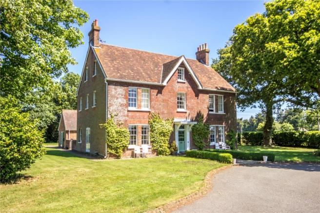 7 Bedroom Detached House For Sale In Potmans Lane Bexhill