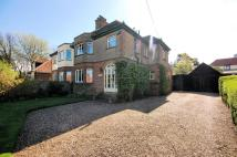semi detached property to rent in Wells-next-the-Sea