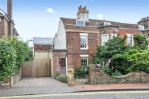 3 bed semi detached property in Claremont Road...
