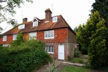 2 bedroom semi detached property to rent in Higham Cottages, Higham...