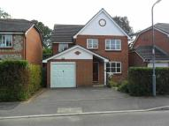 4 bedroom Detached house in Fawn Gardens, New Milton...