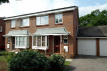 3 bed semi detached house in Fawn Gardens, New Milton...