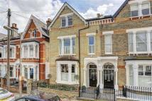 Terraced home in Gorst Road...