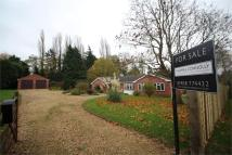 4 bed Detached Bungalow for sale in Hillersdon Chase...