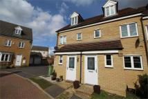 3 bed Terraced home for sale in Oberon Way, Oxley Park...