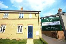 Detached home to rent in Cyprus Way, Newton Leys...