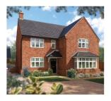 new house in The Arundal, Newton Leys...
