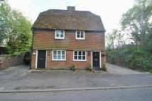 2 bedroom semi detached property in Bucks Cross Road...