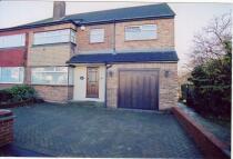 4 bed semi detached home in Eton Road, Chelsfield
