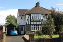 semi detached house to rent in Crown Woods Way, London...