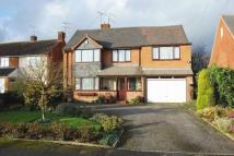 Detached home in Morgan Close, Studley