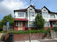 semi detached property in Glebe Crescent, Hendon