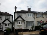 semi detached house to rent in Meadow Gardens, Edgware