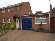 3 bed semi detached property in Meadow Road, Barlestone...