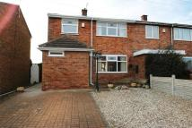 3 bed semi detached property for sale in St Martins Drive, Desford