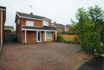 3 bed Detached house in Cunnery Close...
