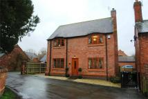 3 bedroom Detached property for sale in Church Road, Shackerstone