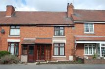 Nuneaton Road Cottage to rent
