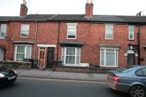 Terraced property to rent in Dixon Street, Lincoln.