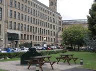 1 bed Studio flat in Riverside Court, Saltaire