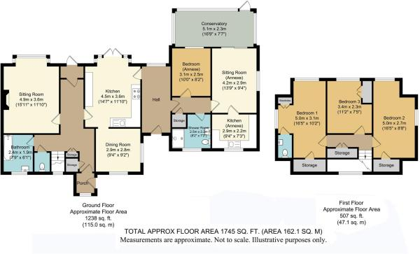 Highfields Floorplan