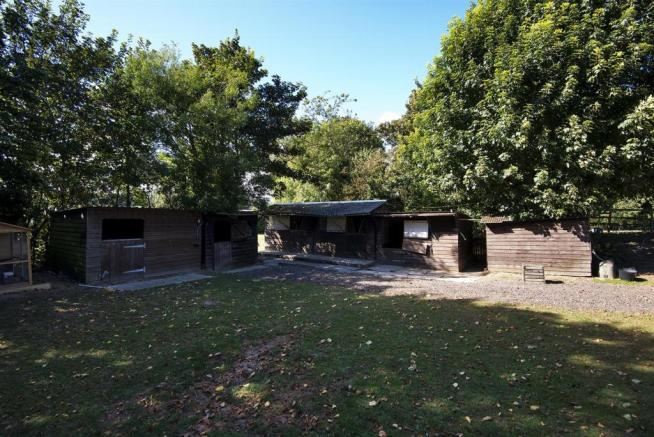 Highfields Stables 3