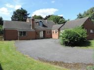 Detached property in Broomhills Lane, Repton...
