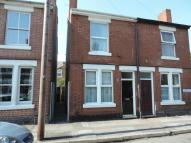 2 bed semi detached home for sale in Sherwin Street, Derby