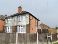 semi detached home in Field Lane, Chaddesden
