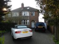 semi detached house for sale in Stenson Road, Derby
