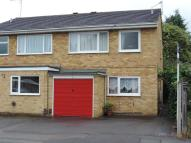 semi detached home in Walton Road, Chaddesden...