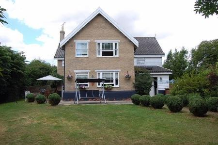 5 Bedroom Detached House For Sale In Brandeston Suffolk IP13