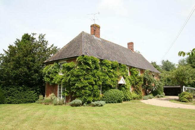 5 Bedroom Farm House For Sale In Dennington Nr Framlingham IP13