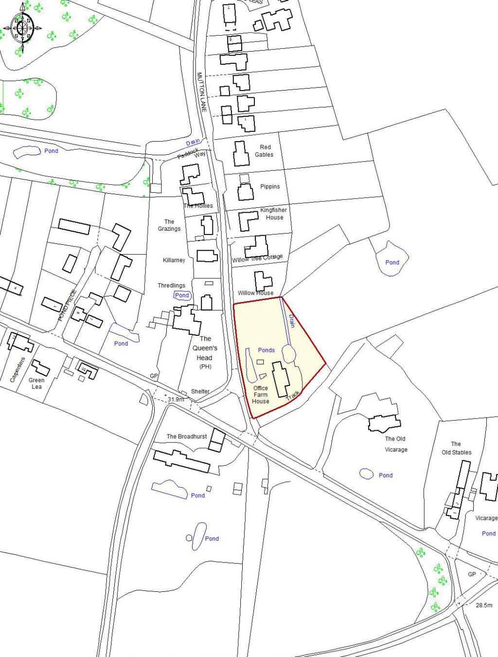 4 Bedroom Farm House For Sale In Brandeston Nr Framlingham Suffolk IP13