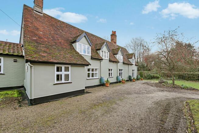 4 Bedroom Farm House For Sale In Brandeston Nr Framlingham