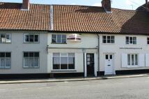 Terraced home for sale in Framlingham