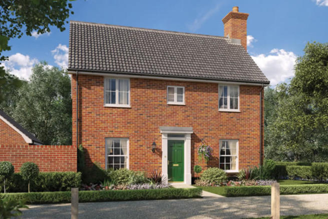 4 bedroom link detached house for sale in leiston
