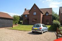 Detached property for sale in Fressingfield