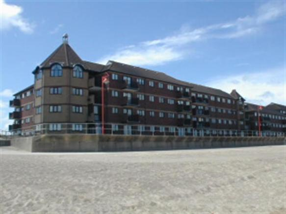 View from Beach towards Flats